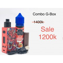 Combo G-Box By VapeVL