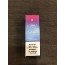 USA | Salt 35ni | 30ml | Afternativ original | ALPHA | Nho táo | VapeVL