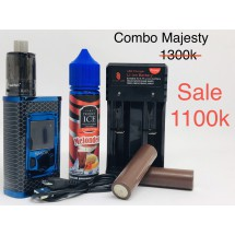 Combo Majesty by VapeVL