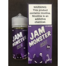 USA | Jam Monster | Jam mix Butter mix Fruit | Grape | Bánh mứt Nho |  VapeVL
