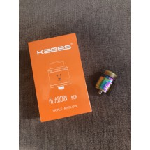 Đầu Đốt Aladdin RDA 24mm by Kaees