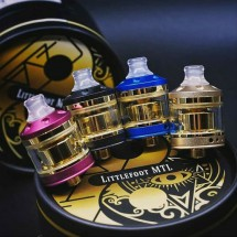 Wake Littlefood RTA MTL 22mm Authentic