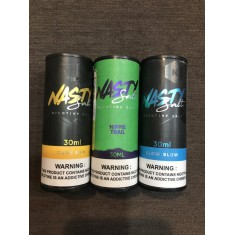 USA | Salt 35ni - 50ni  | 30ml | NASTY | VpeVL