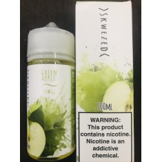 USA | SKWEZED | Fruits | GREEN APPLE | Táo xanh | VapeVL