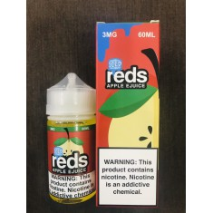 USA | Iced RED APPLE JUICE | Fruits Ice | Apple | vị Táo Đỏ | VapeVL