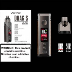 Voopoo Drag S Kit with VapeVL