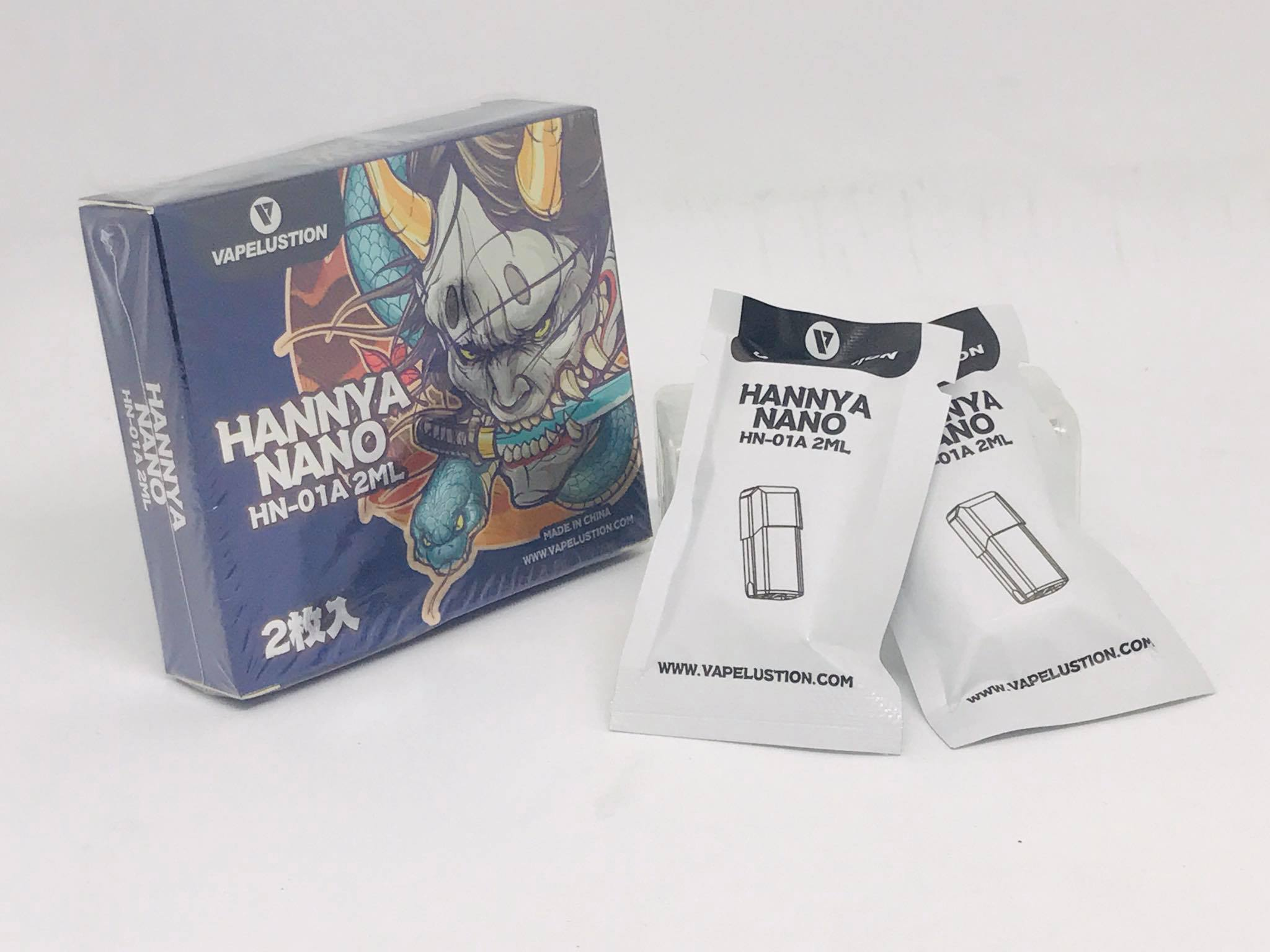 Pod Hanny nano Podsystem ( Black or White )
